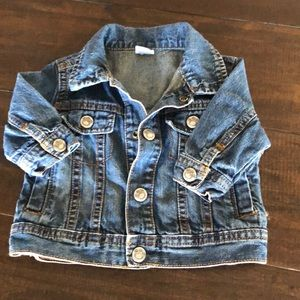 Other - Baby Jean Jacket